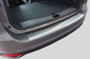 Hátsó lökhárító protector, Skoda Octavia II Facelift Combi