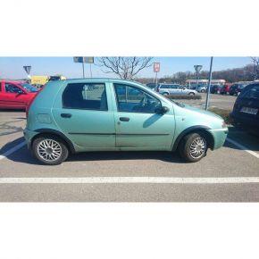 Müanyag kerékjárati FIAT PUNTO II HTP 5-ajtós 1999-2010