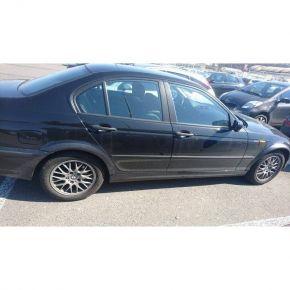 Müanyag kerékjárati BMW E46 COMBI 1998-2007 5-ajtós