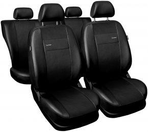 Univerzális üléshuzat X-Line fekete