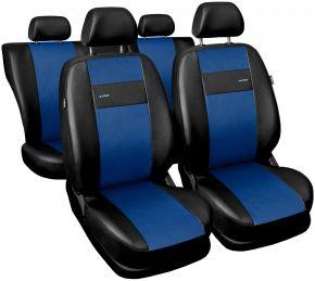Univerzális üléshuzat X-Line kék