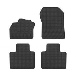 Autó gumiszőnyeg RENAULT ZOE 4 db 2012-up