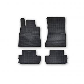Autó gumiszőnyeg MERCEDES S-CLASS W222 COUPE 4 db 2013-up