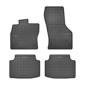 Autó gumiszőnyeg VOLKSWAGEN PASSAT B8 4 db 2014-up