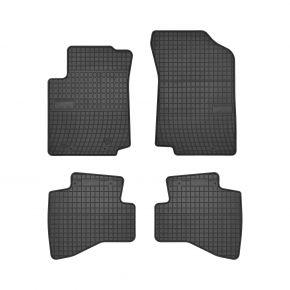 Autó gumiszőnyeg TOYOTA AYGO II 4 db 2014-up