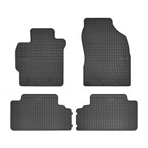 Autó gumiszőnyeg TOYOTA COROLLA X E14, E15 4 db 2006-2013