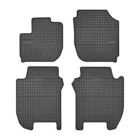 Autó gumiszőnyeg HONDA JAZZ IV 4 db 2015-up
