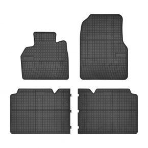 Autó gumiszőnyeg RENAULT ESPACE IV 4 db 2002-2015