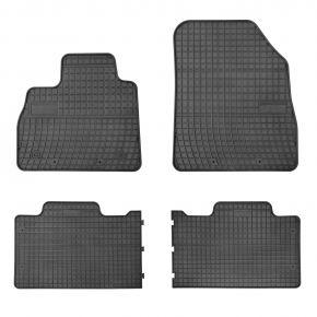 Autó gumiszőnyeg RENAULT ESPACE V 4 db 2015-up