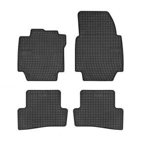 Autó gumiszőnyeg RENAULT CAPTUR 4 db 2013-up