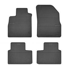 Autó gumiszőnyeg RENAULT TALISMAN 4 db 2015-up