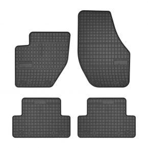 Autó gumiszőnyeg VOLVO V40 II CROSS COUNTRY 4 db 2013-up
