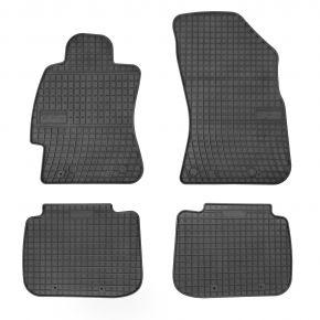 Autó gumiszőnyeg SUBARU OUTBACK V 4 db 2014-up