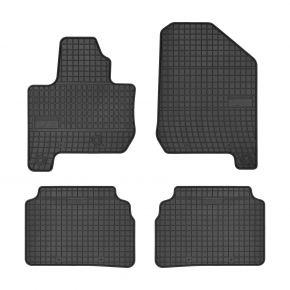 Autó gumiszőnyeg KIA SOUL II EV ELECTRIC 4 db 2014-up