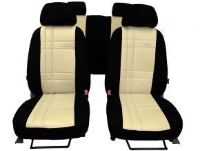 Méretre varrott huzatok bőr Stype AUDI A3 8P Sportback (2003-2012)