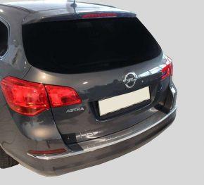 Hátsó lökhárító protector, Opel Astra IV J HB