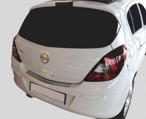 Hátsó lökhárító protector, Opel Corsa D