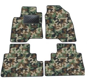 Army car mats Chevrolet Captiva /ANTARA