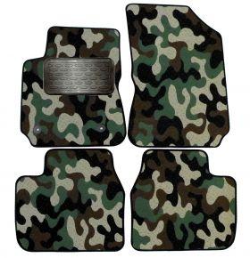 Army car mats Citroen C4 Cactus 2013-up  4ks