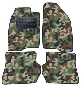 Army car mats Ford Fusion 2002-2009 4ks
