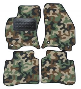 Army car mats Ford Mondeo 2001-2007 4ks