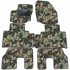Army car mats Ford S-MAX  5 miiest  2007-2010