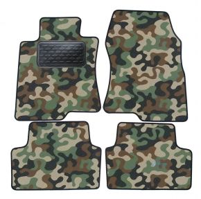 Army car mats Honda Accord 2008-up 4ks