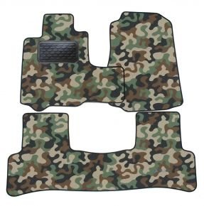 Army car mats Honda CRV  2006-2012  4 ks