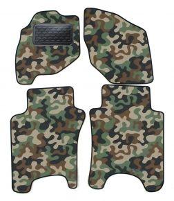Army car mats Honda Jazz 2002-2008