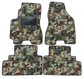 Army car mats Hyundai Tucson 2005-2010 4ks