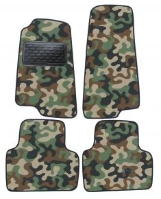 Army car mats Jaguar XK 8/ XKR/ x100  coupe 96-06