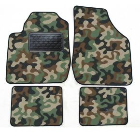 Army car mats Kia Rio 2000-2005 4ks