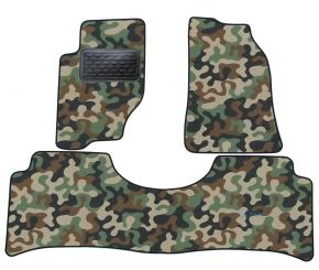 Army car mats Kia Sorento 2002-2009  4ks
