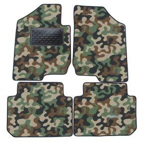 Army car mats Kia Carens 2007-up 4ks