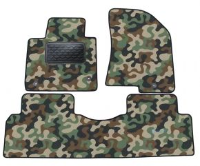 Army car mats Kia Carens 2015-up 3ks