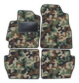 Army car mats Mazda 2  2007-2016
