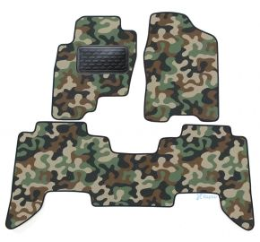 Army car mats Nissan Pathfinder  2005-2012 4ks