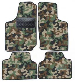Army car mats Opel Corsa B/ TIGRA A  1993-2000 4ks