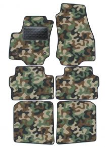 Army car mats Opel Zafira B 2005-2011  4ks