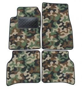 Army car mats Peugeot 306 1992-2000  4ks