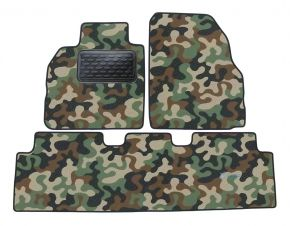 Army car mats Renault Magene Scenic 2004-up 4ks