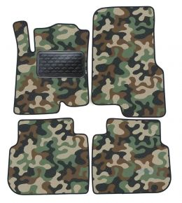 Army car mats Skoda Smart ForFour 2004-2006