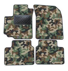 Army car mats Suzuki Swift 2010-2017 4ks