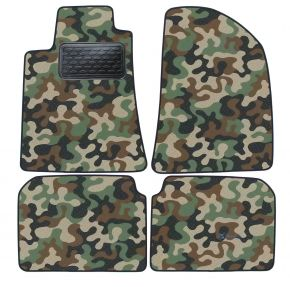 Army car mats Toyota Avensis 2003-2008 4ks