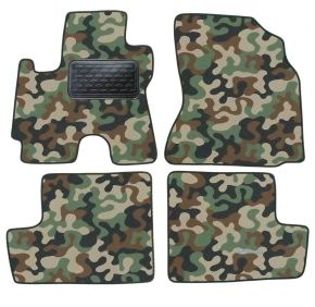 Army car mats Toyota RAV-4 2004-2012 4ks