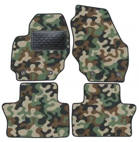 Army car mats Volvo V70  2007-up