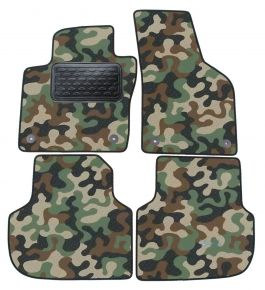 Army car mats Volkswagen Jetta 2012-up 4ks