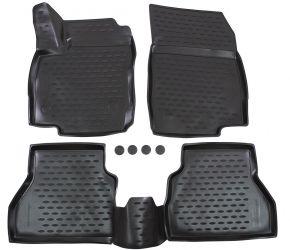 Autó gumiszőnyeg FORD B-max  2014-up   hb  4 db