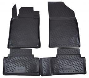 Autó gumiszőnyeg PEUGEOT 508  02/2012-up  4 db