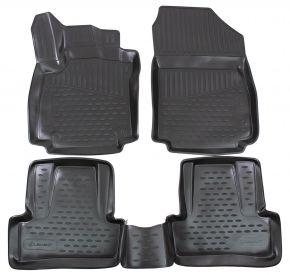 Autó gumiszőnyeg RENAULT Clio IV 2012-up 4 db